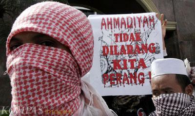 Penyerangan Terhadap Warga Ahmadiyah