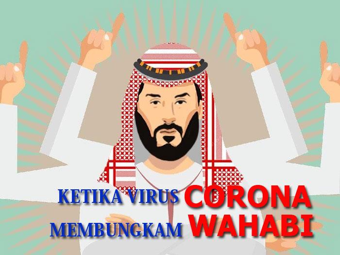Ketika Virus Corona Membungkam kaum Wahabi